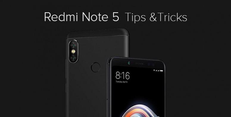 c0eef75dfd434 Xiaomi Redmi Note 5 Chill Tricks - Tips and Tricks - Mi Community ...
