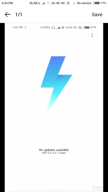 Redmi note 4 MIUI 9 6 3 0 new update - Redmi Note 4 - Mi