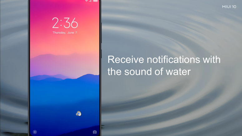 Rediscover the sounds of nature in MIUI 10 - MIUI General
