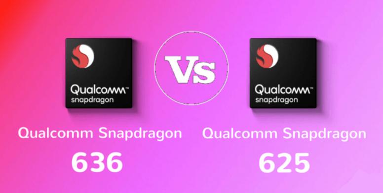 1e755d6f2 Qualcomm Snapdragon 625 Vs Qualcomm Snapdragon 636 SOC Specifications  Comparison!