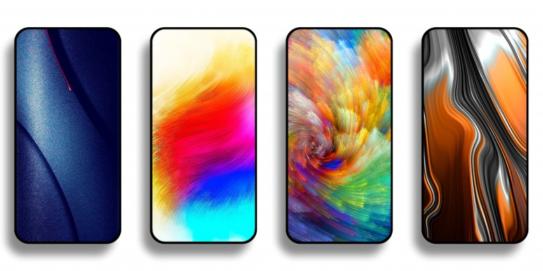 Rt Redmi Note 5 Pro Built In Stock Wallpapers Download Them Now