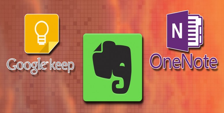 Know More About Note-taking Here: Evernote, OneNote & Google