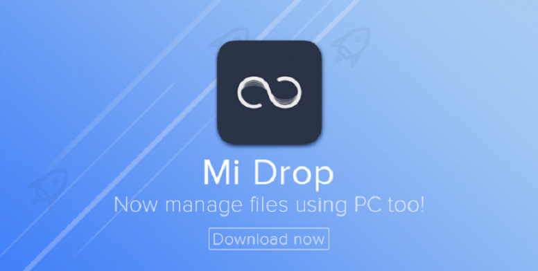 Steps To Connect Mobile To PC With Mi Drop - Resources - Mi