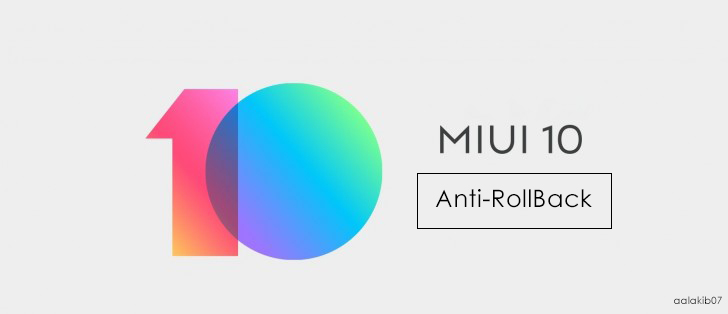 Anti-Rollback] All your questions are answered here  - MIUI