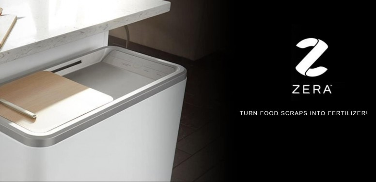 Whirlpools Zera Food Recycler Turn Food Scraps Into Fertilizer