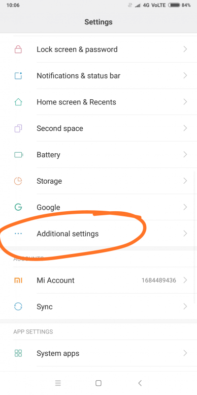 How to enable and disable unknown sources ? - Redmi Note 5