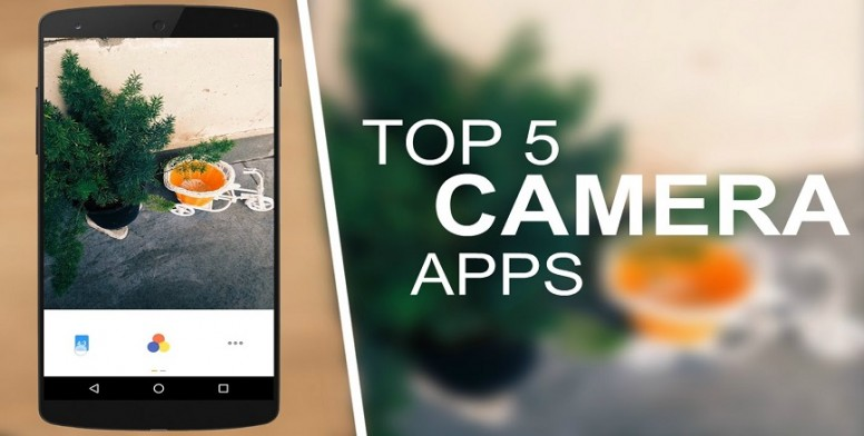 5 Free And Best Android Camera Apps - Resources - Mi