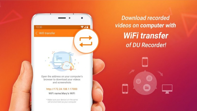 Du video recorder app download