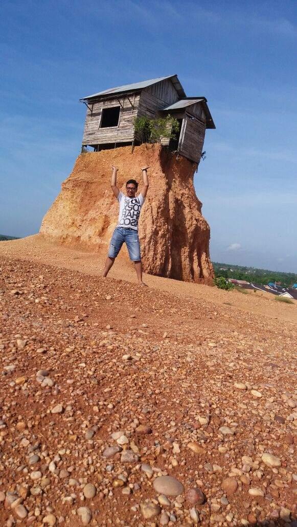 Salah Satu Tempat Wisata Di Kabupaten Banjar Baru Provinsi