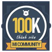 100K Thành viên