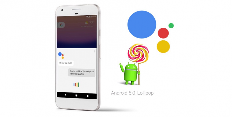 Steps to Get Google Assistant on Android Lollipop Devices
