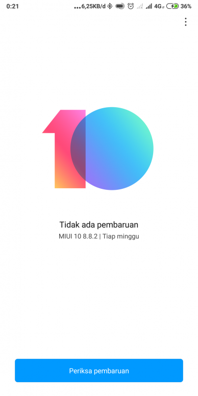 update miui 10 8 8 2 ada face unlock di miui 10 redmi 5 plus