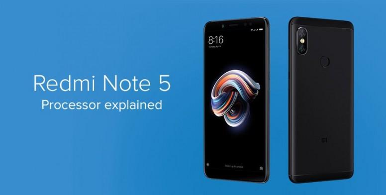 Know more about Redmi Note 5 processor! - Redmi Note 5 - Mi
