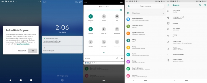 Android P Flashing Guide and First Impression On Redmi Note