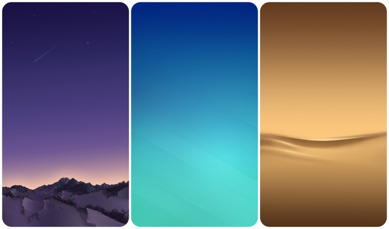 RT] Oppo A37 Stock Wallpapers - Resources - Mi Community