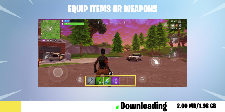 download fortnite apk with moded xda for all devices - Redmi