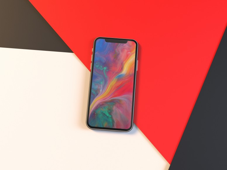 iphone x plus default wallpaper