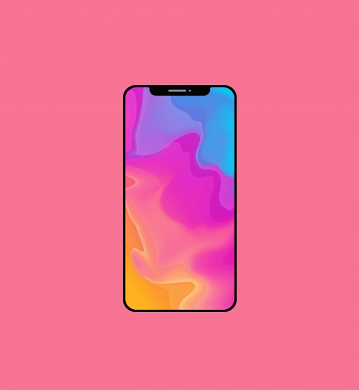 Samsung Galaxy Note 9 Built-In Default Wallpaper. Download It Now !