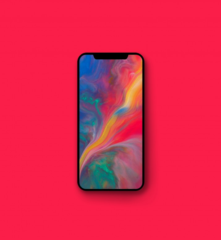 Iphone X Plus Built In Default Wallpaper Download It Now