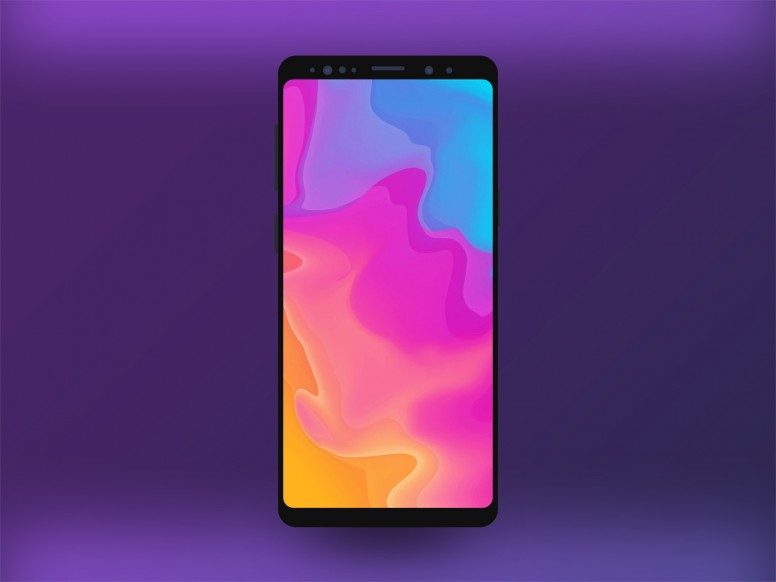 Samsung Galaxy Note 9 Built In Default Wallpaper Download It Now Resources Mi Community Xiaomi
