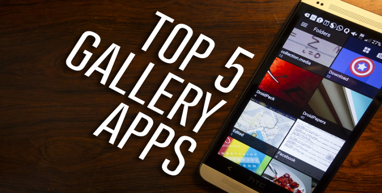 Top 5 Gallery Apps For Android - Resources - Mi Community
