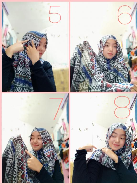 Tutorial Hijab Ter Hitz Majalah Mi Community Xiaomi