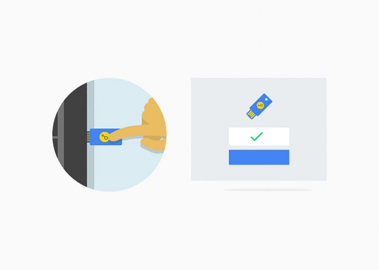Google launches its own security keys to limit your chances