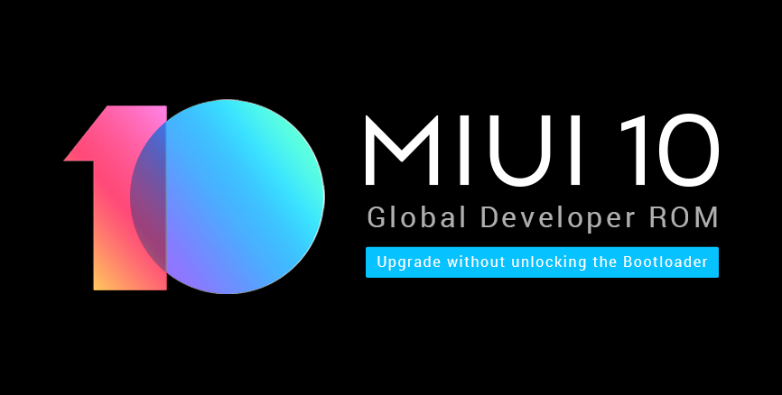 Upgrade to MIUI 10 Developer ROM from Stable ROM without unlocking the bootloader