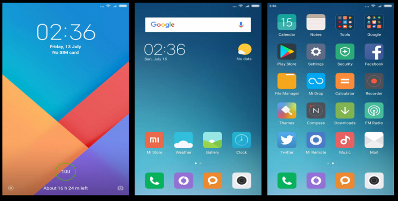 Official Theme of MIUI 9 - Themes - Mi Community - Xiaomi