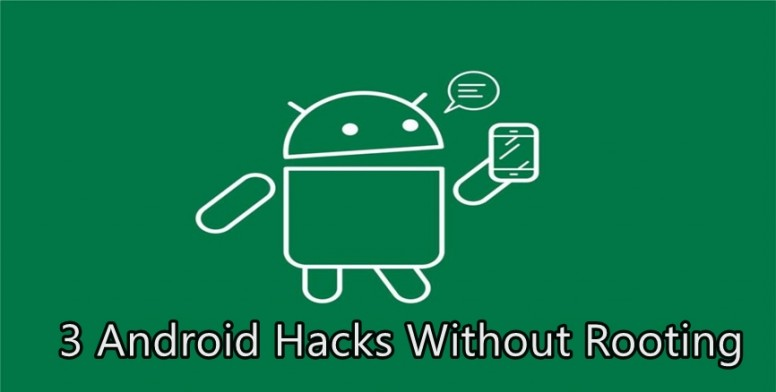 3 Android Hacks Without Rooting For Xiaomi Devices - Tips