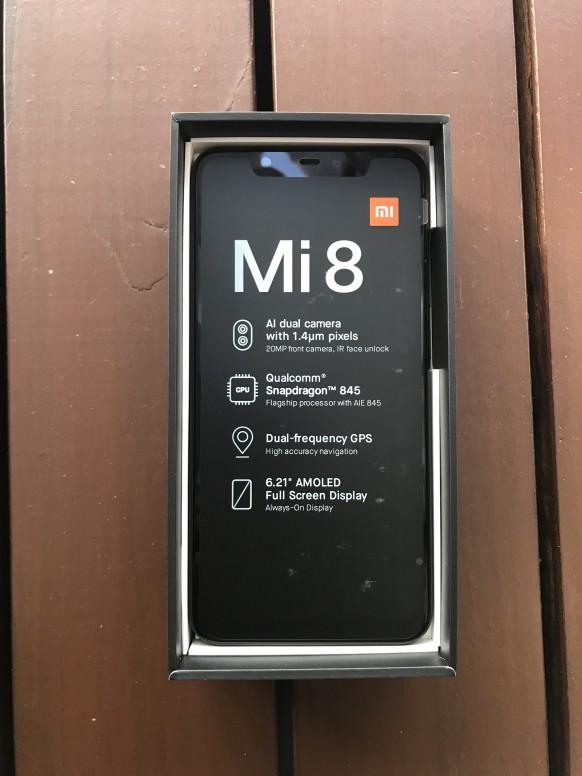 Xiaomi 2018 Flagship: Mi 8 Unboxing - Mi 8 - Mi Community