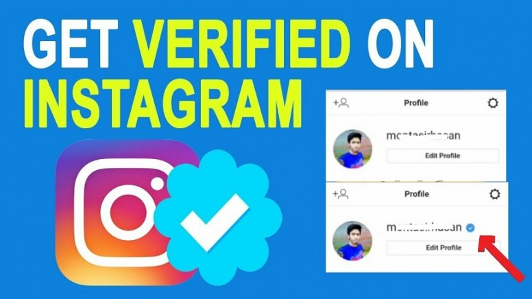 Here's How to Get Your Profile Verified on Instagram - Chat - Mi
