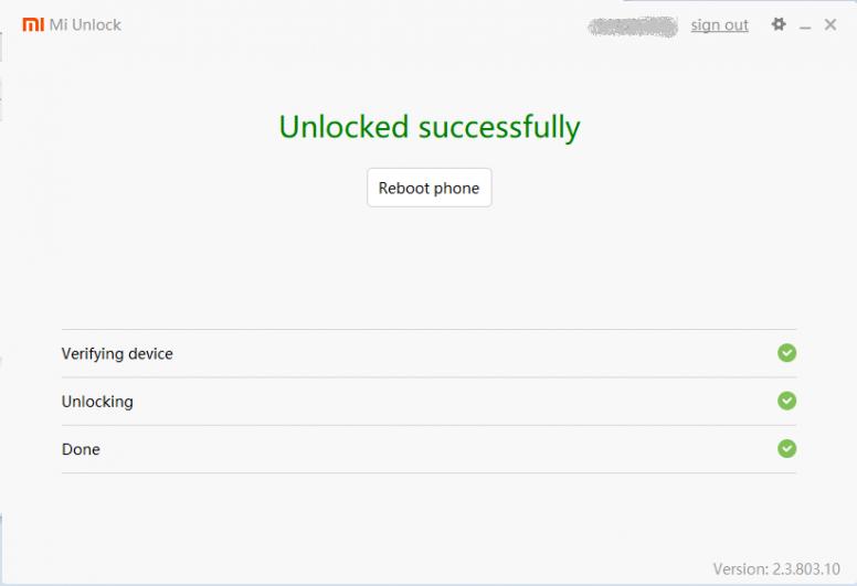 [Cập nhật mới nhất] Hướng dẫn unlock bootloader