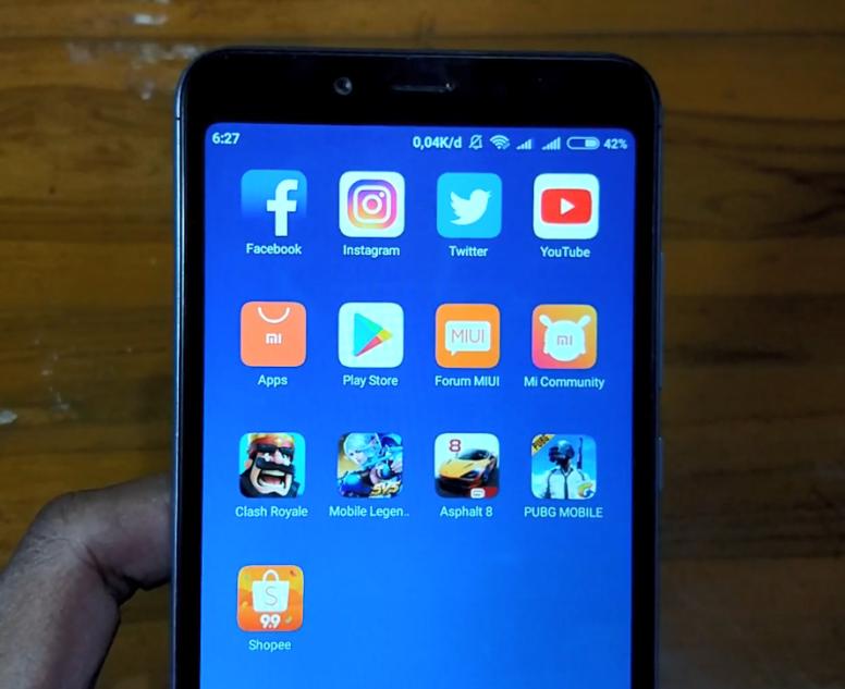 Kuat Gak Sih Xiaomi Redmi 6a Buka Banyak Aplikasi