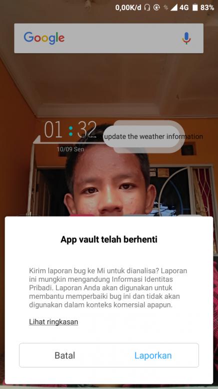 Cara Mengatasi Bug Pada Redmi 4a Redmi 4a Mi Community Xiaomi