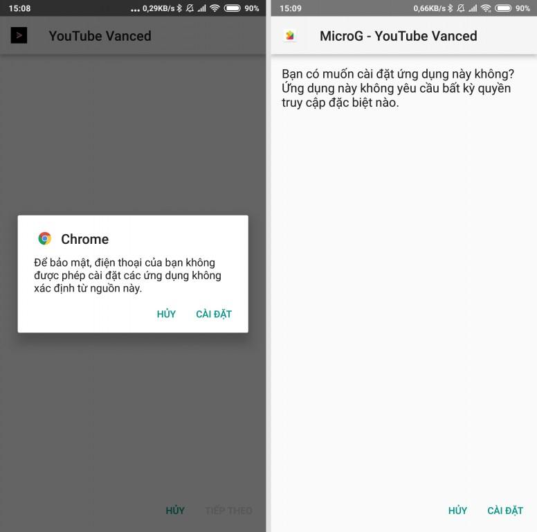 YouTube Vanced: Xem YouTube toàn năng nhất, không QC, chạy nền chơi