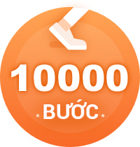 10000 bước