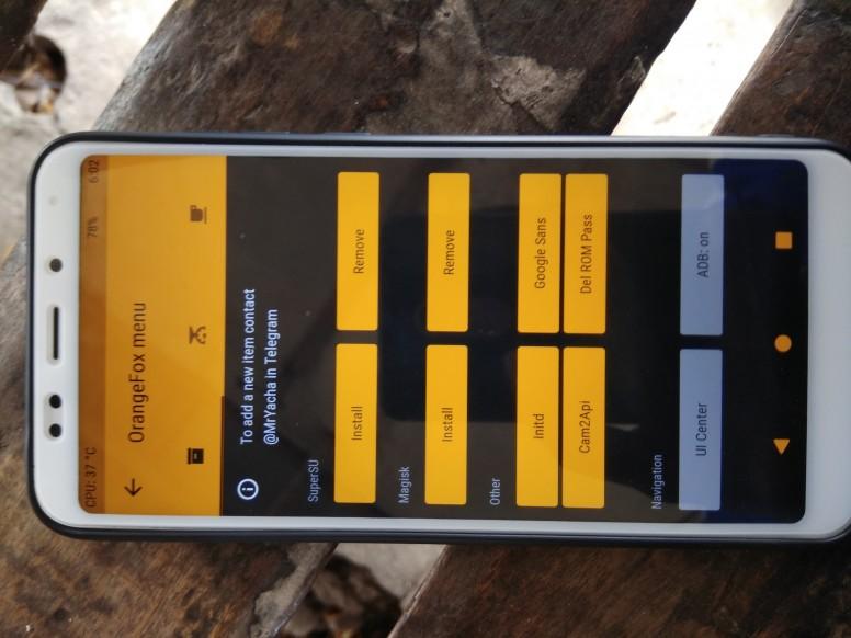 TUTORIAL Install CUSTOM RECOVERY ORANGEFOX R 8 0 - Tips dan