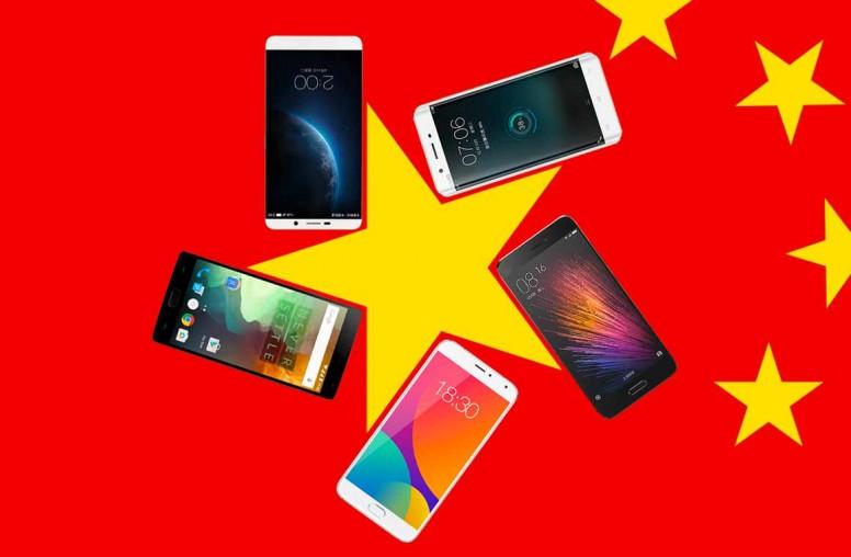 Топ лучших китайских смартфонов 2018