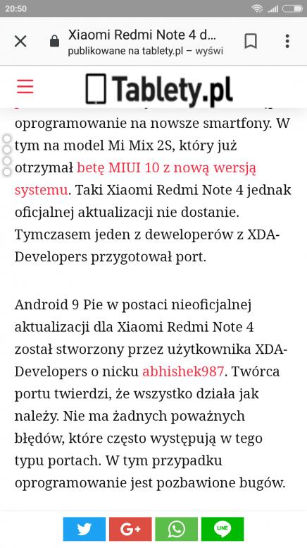 Red Mi note 4 android 8 i 9 - Redmi Note - Mi Community - Xiaomi