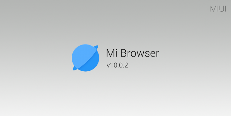 Mi Browser v10 0 2 Released with New UI - Tips and Tricks - Mi