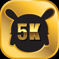 5K Member Milestone