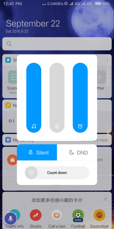 Automatically Turn Off Silent/DND Mode After A Scheduled