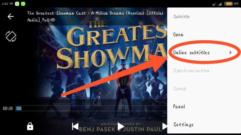 How to download any subtitle directly from MX Player