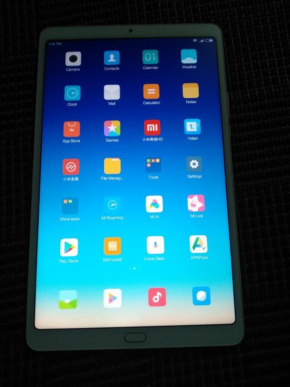 mới về em mi pad 4 plus - Mi Pad - Mi Community - Xiaomi