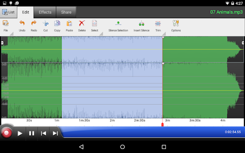 Top 5 Audio Editor Apps For Android  - Resources - Mi