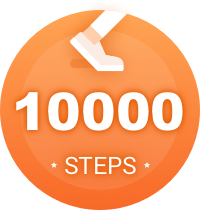 تحدي 10 آلاف خطوة