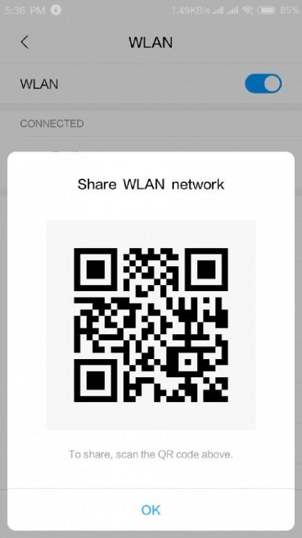MIUI Hidden Features #9] How to Show your WIFI password