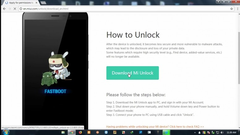 All about Bootloader and How to Unlock Your Xiaomi Device Bootloader