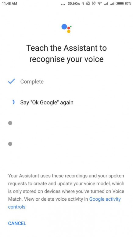 Unlock and get access to your Phone via Google Assistance - Tips and